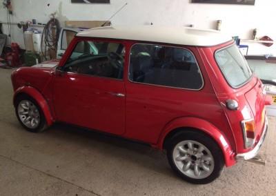 red mini 5